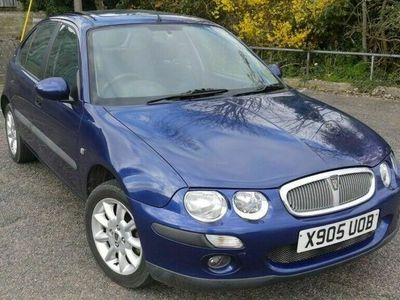 used Rover 25 1.6 16v iS 5dr