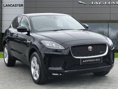 used Jaguar E-Pace 2.0 [200] R-Dynamic SE 5dr Auto