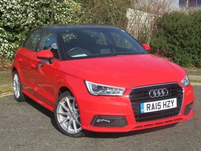used Audi A1 2015 Ipswich 1.4 TFSI 150 S Line 5dr