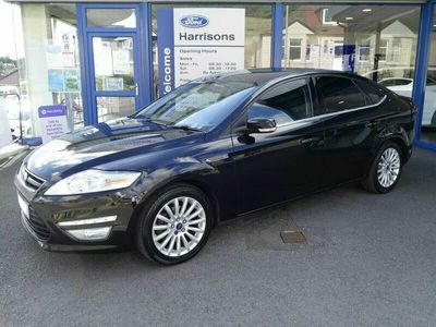 used Ford Mondeo 2.0TDCi Zetec Business (140ps) Hatchback