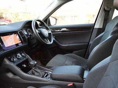 used Skoda Kodiaq 2.0 TSI 190 SE L 4x4 5dr DSG [7 Seat] Estate 2019