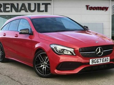 used Mercedes CLA220 D AMG LINE 2.2 5dr