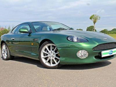 used Aston Martin DB7 5.9 Vantage 2dr
