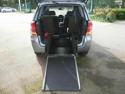 used Vauxhall Zafira 1.9 CDTi 16v Design 5dr