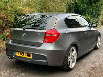 used BMW 118 1 Series d M Sport 3dr