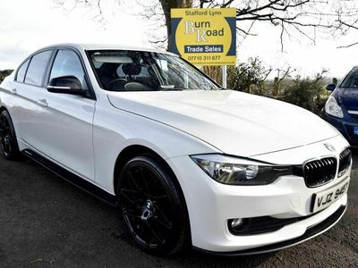 used BMW 318 3 Series 2.0 d SE (s/s) 4dr