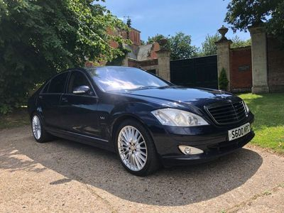 used Mercedes S600L S Class 5.54dr