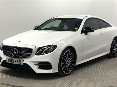 used Mercedes E300 E Class 2.0AMG Line Coupe 2dr Petrol G-Tronic+ (s/s) (245 ps)