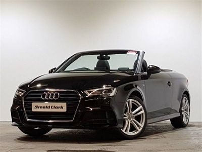 used Audi A3 Cabriolet 1.4 TFSI S Line 2dr