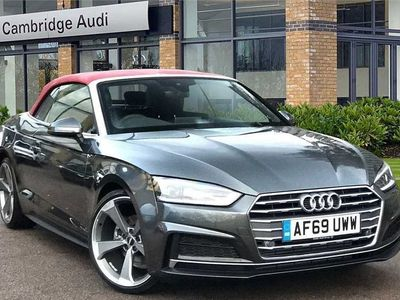 used Audi A5 Cabriolet 40 Tfsi S Line Edition 2Dr S Tronic