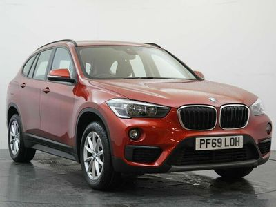used BMW X1 sDrive18i SE