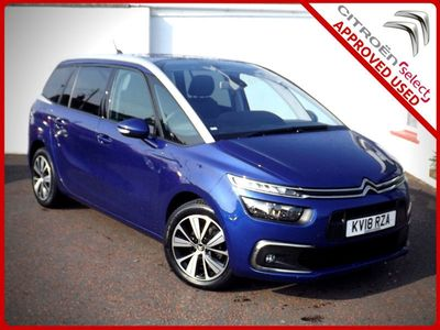 used Citroën Grand C4 Picasso 1.6 Bluehdi Feel 5Dr Eat6
