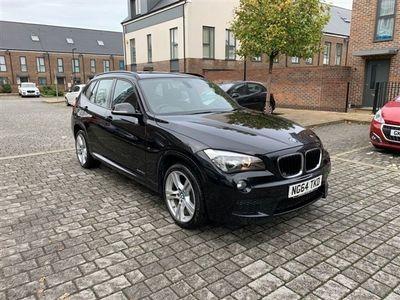 used BMW X1 DIESEL MANUAL ESTATE 5 DOORS