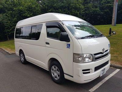 used Toyota HiAce 2.0