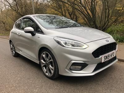 used Ford Fiesta 1.0T EcoBoost ST-Line (s/s) 3dr