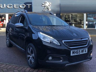 used Peugeot 2008 1.6 Bluehdi 100 Allure 5Dr [Non Start Stop]