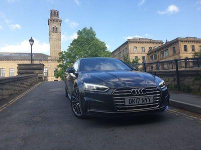 used Audi A5 Sportback 2.0 TDI ultra S line S Tronic (s/s) 5dr