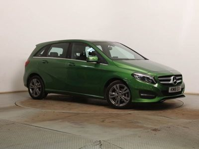 used Mercedes B180 B-ClassExclusive Edition 5dr Auto