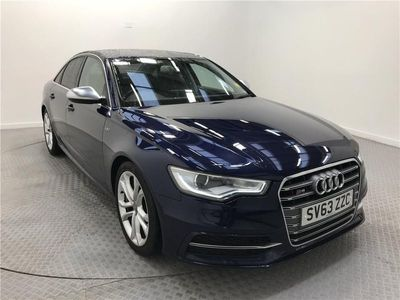 used Audi A6 S6 TFSI Quattro 4dr S Tronic 4.0