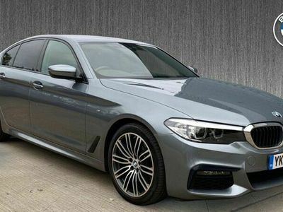used BMW 520 5 Series d M Sport Saloon