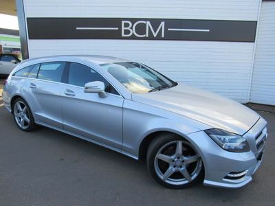 used Mercedes CLS250 Shooting Brake CLS 2.1 CDI BlueEFFICIENCY AMG Sport 7G-Tronic