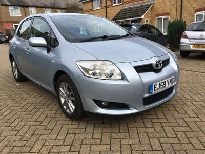 used Toyota Auris 1.6 V-Matic TR 5dr