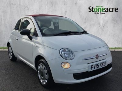 used Fiat 500C 1.2 69hp Pop Convertible 2dr