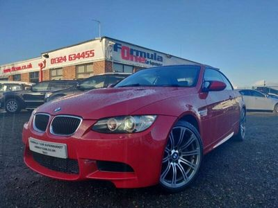 used BMW M3 Cabriolet 4.0 DCT 2dr Auto
