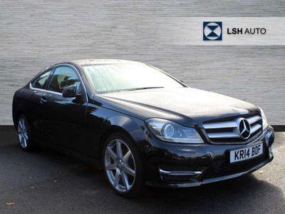 used Mercedes C250 C ClassCDI AMG Sport Edition 2dr Auto [Premium] Coupe diesel coupe