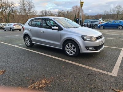 used VW Polo 1.4 Match Edition DSG 5dr