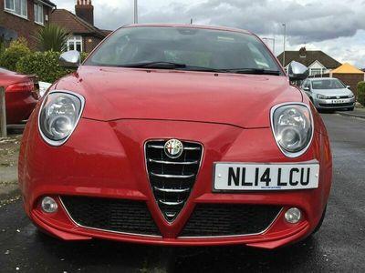 used Alfa Romeo MiTo 1.4 TB MultiAir Sportiva 3dr