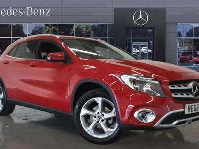 used Mercedes 220 GLA Class4Matic Sport Executive 5dr Auto Diesel Hatchback