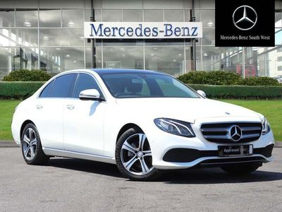 used Mercedes E220 E-ClassSe Premium 4Dr 9G-Tronic