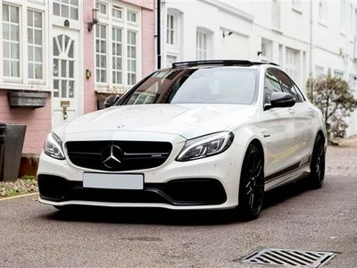 used Mercedes C63S AMG C ClassEdition 1 4dr Auto