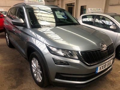 used Skoda Kodiaq 1.4 TSI (150ps) 4X4 SE (5 seats)(s/s) Station Wagon 5d 1395cc 5-Door
