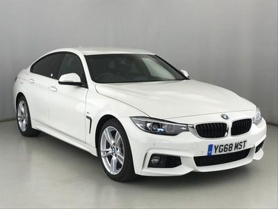 used BMW 440 4 Series i M Sport 5dr Auto [Professional Media]