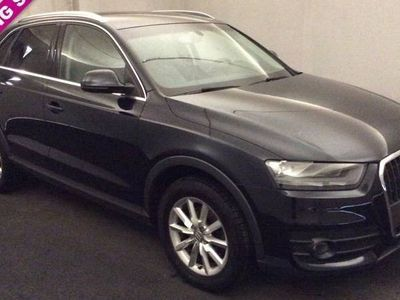 used Audi Q3 DIESEL MANUAL ESTATE 5 DOORS