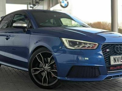 used Audi S1 Sportback 2.0 TFSI 5dr Petrol quattro (s/s) (231 ps)
