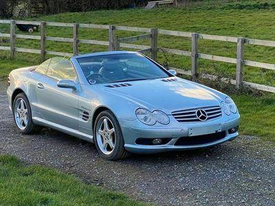 used Mercedes SL55 AMG SL Class 5.4Kompressor AMG 2dr