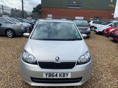 used Skoda Citigo 1.0 MPI GreenTech SE 3dr