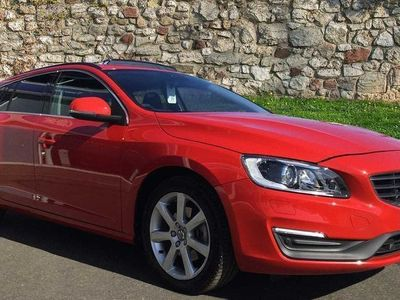 used Volvo V60 T4 [190] Se Nav 5Dr Geartronic [Leather]