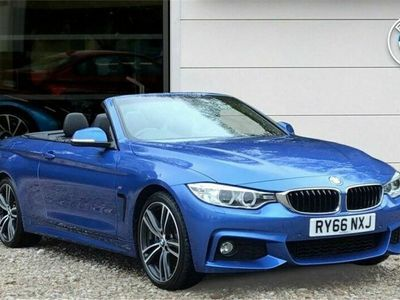 used BMW 430 i M Sport Convertible