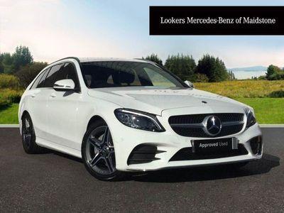 used Mercedes C200 C-ClassAMG Line Premium 5dr Auto