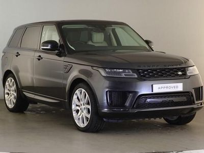used Land Rover Range Rover Sport 2018 Chester 4.4 SDV8 Autobiography Dynamic 5dr Auto