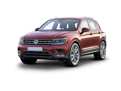 used VW Tiguan 2017 Shirley SE NAV TDI BMT