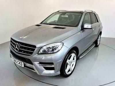 used Mercedes ML250 M-CLASS 2.1BLUETEC AMG LINE PREMIUM PLUS 5d AUTO-2 diesel station wagon