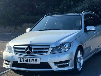 used Mercedes C250 C Class 1.8BlueEFFICIENCY Sport Edition Edition 125 G-Tronic 5dr