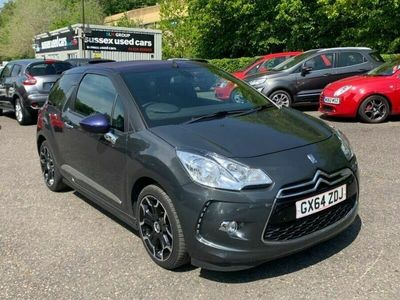 used Citroën DS3 Cabriolet 1.6 E-HDI AIRDREAM DSTYLE PLUS