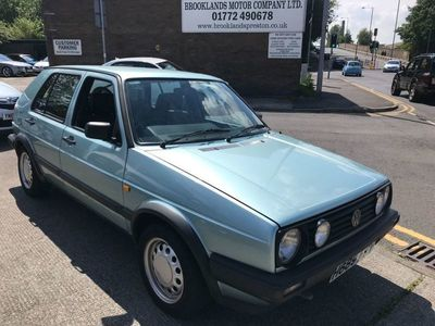 used VW Golf 1.6 DRIVER 5DR Auto