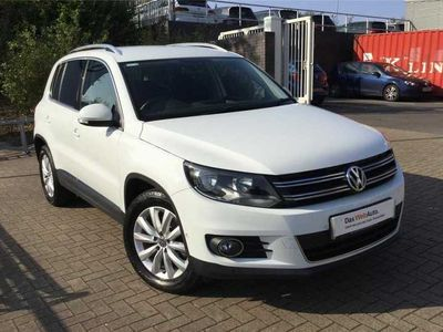 used VW Tiguan tiguanMatch 2.0 TDI BMT EU6 SCR 150PS 6-Speed Manual 5 Door